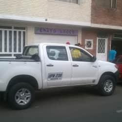 Chiro Locco en Bogotá