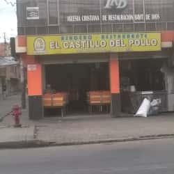 Iglesia Cristiana de Restauracion Bayid de Dios en Bogotá