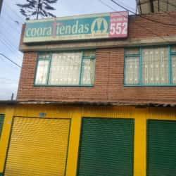 Cooratiendas Ponderosa en Bogotá