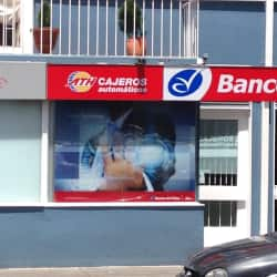 Cajero Banco AV Villas OCI PabloVI en Bogotá