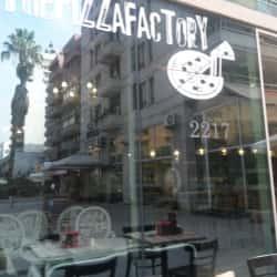 The Pizza Factory en Santiago