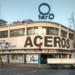 Aceros Otero en Santiago