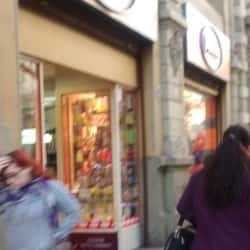Comercial Vento en Santiago