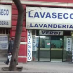 Lavaseco Verdi en Santiago