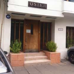 Osier en Santiago