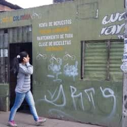 Ciclocolombia en Bogotá