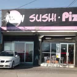 Now Sushi y Pizza en Santiago
