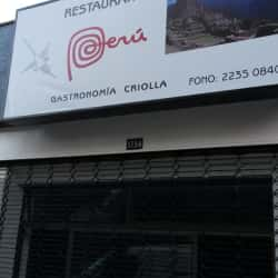 Restaurant Peru en Santiago