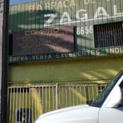 Barraca de Fierros Zagal en Santiago