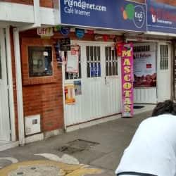 P@nd@net.com en Bogotá