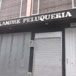 Alexandre Peluqueria en Bogotá