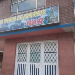 La Tienda De Armando Bar en Bogotá