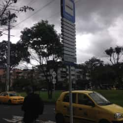 Paradero SITP Rafael Núñez - 135A05 en Bogotá