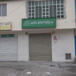 Servientrega Calle 78 en Bogotá