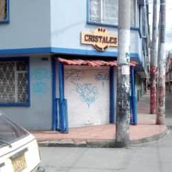 Bar Cristales desde 1987 en Bogotá