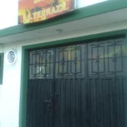 Bar La Terraza en Bogotá