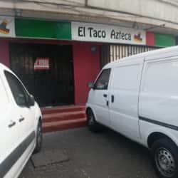 El Taco Azteca en Santiago
