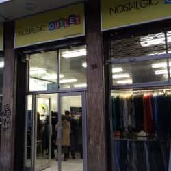 Nostalgic outlet en Santiago