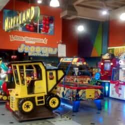Happyland - Mall Plaza Alameda en Santiago