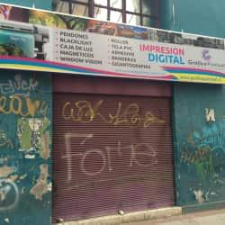 Grafica Puntual en Santiago