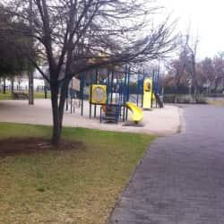 Plaza Publica en Santiago