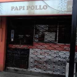 Fuente de Soda Papi Pollo en Santiago