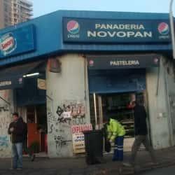 Panaderia Novopan en Santiago