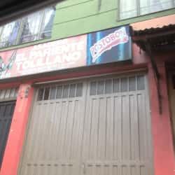 Asadero El Pariente Tolillano en Bogotá