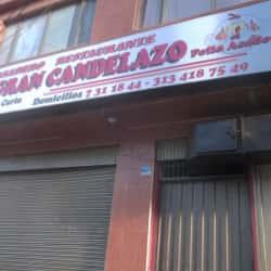 Asadero Restaurante El Gran Candelazo en Bogotá