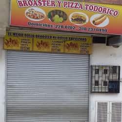 Broaster y Pizza Todorico en Bogotá