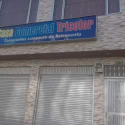 Casa Comercial Tricolor en Bogotá