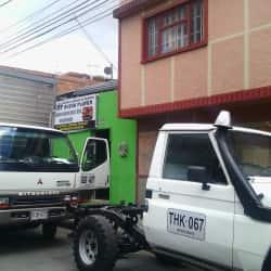 Comercializadora de Maderas Nuevo Playon en Bogotá