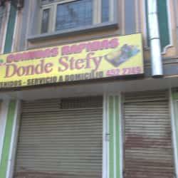 Comidas Rapidas Donde Stefy en Bogotá