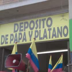 Deposito De Papa Y Platano en Bogotá