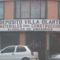 Deposito Villa Olarte en Bogotá