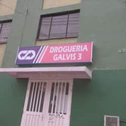 Drogueria Galvis 3 en Bogotá