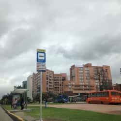 Paradero SITP Estación Avenida Rojas - 375A06 en Bogotá