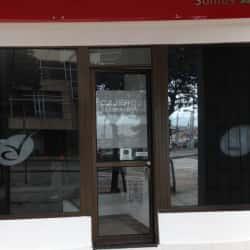 Cajero Banco AV Villas Usaquén en Bogotá