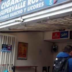 Cigarreria SuperValle Rojo en Bogotá