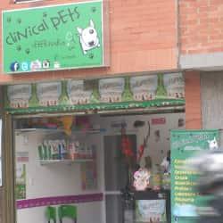 Clinical Pets en Bogotá