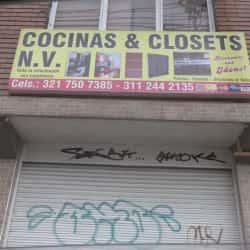 Cocinas &  Closets N.V en Bogotá