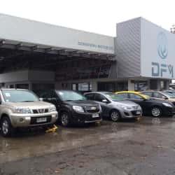 Dongfeng Motor en Santiago