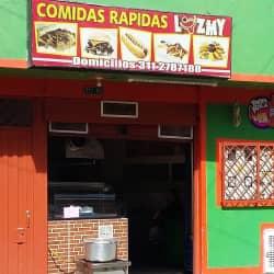 Comidas rápidas Luzmy en Bogotá