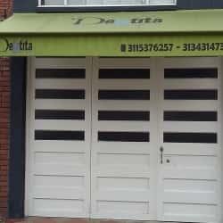 Delatita postres Gourmet en Bogotá