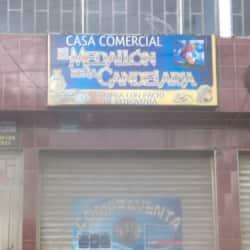 Casa Comercial El Medallon De La Candelaria en Bogotá