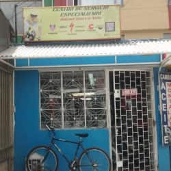 Centro de Servicio Especializado Rafael Sierra Niño en Bogotá