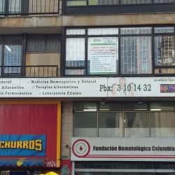 Centro médico y naturista Los Olivos  en Bogotá
