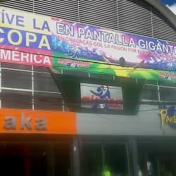 Chalacas Gol en Bogotá