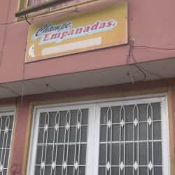 Champe Empanadas en Bogotá