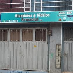 Aluminios & Vidrios Armavial en Bogotá